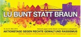 Aktionstage gegen rechte Gewalt und Rassismus Ludwigshafen