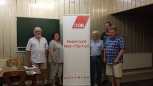 Vorstand KV Rhein-Pfalz-Kreis