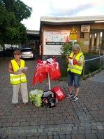 31. Mai 2017, Pendleraktion Rente in Haßloch